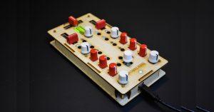 DIY Arduino MIDI kontroler