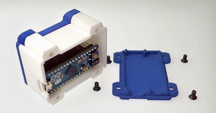 Arduino - Open Source Mikrováha