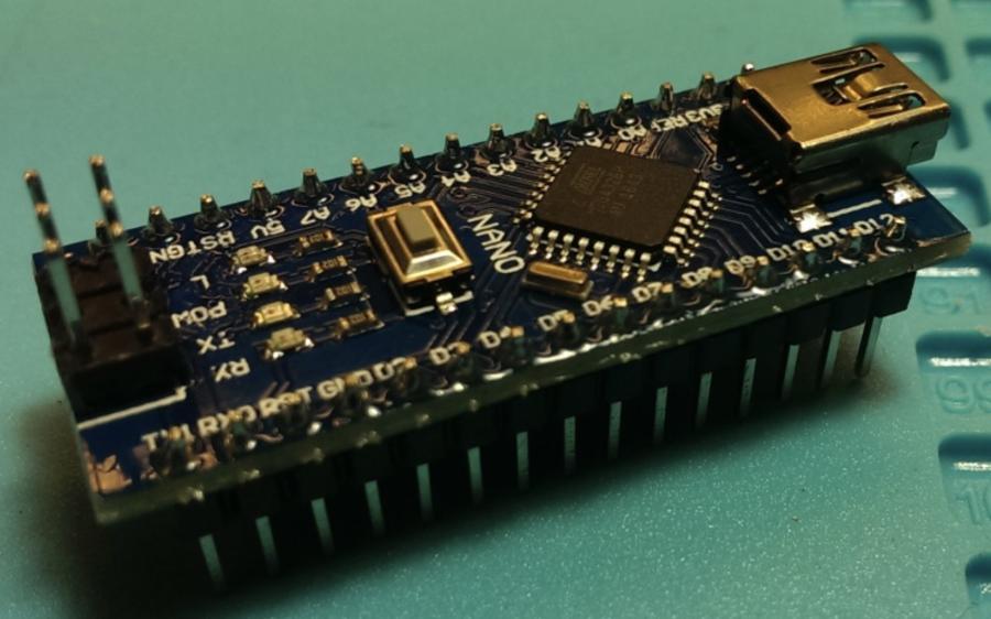 Klon desky Arduino Nano
