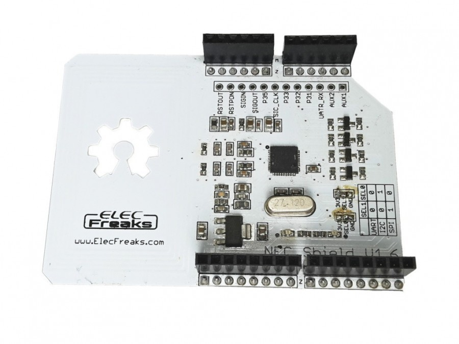 Arduino NFC shield