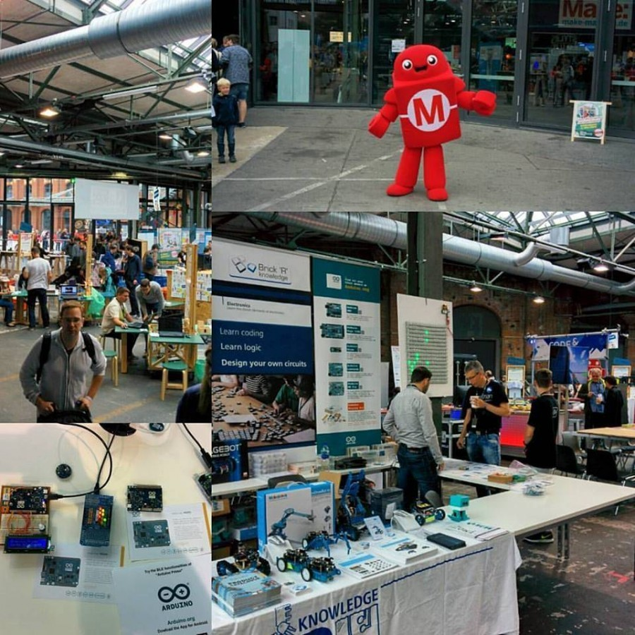 Maker Faire Berlin 2016