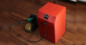 DIY pájecí stanice s Arduinem