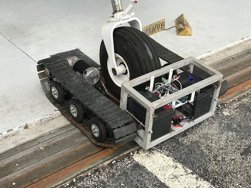 Arduino tahoun na letadla