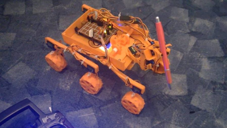 Arduino RC vozítko