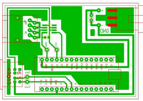 Arduino a PS/2 klávesnice