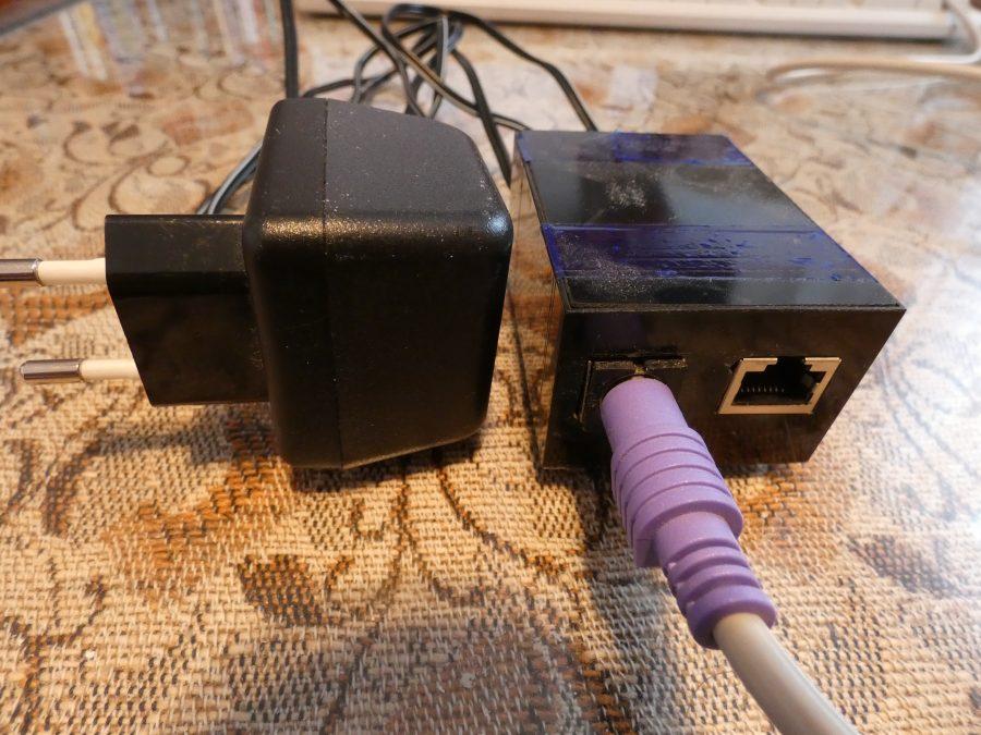 Adaptér pro připojení PS/2 klávesnice k Arduinu