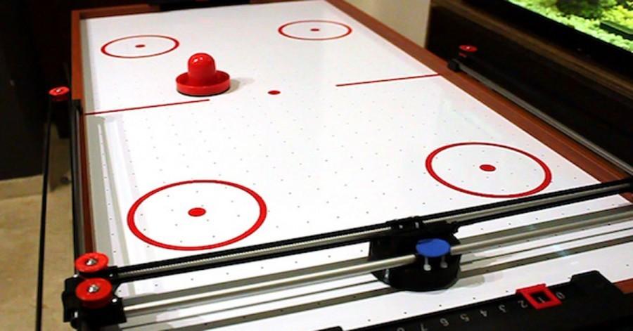 Arduino Air Hockey