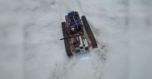 Arduino robot ovládaný myslí