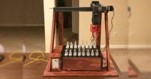 Arduino šachový robot