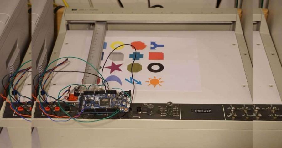 DIY Arduino scanner