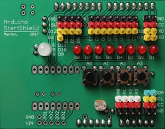Arduino StartShield