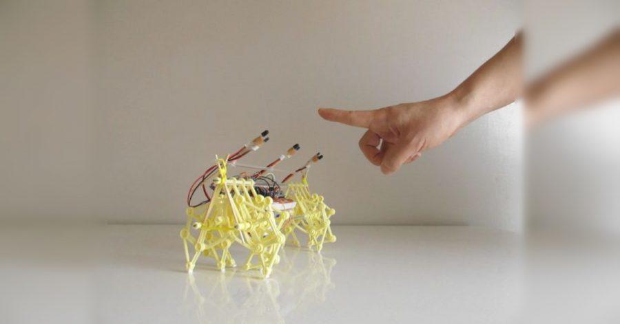 Arduino Strandbeest