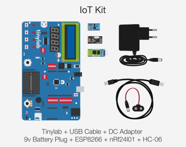 Ardiuno TinyLab IoT Kit