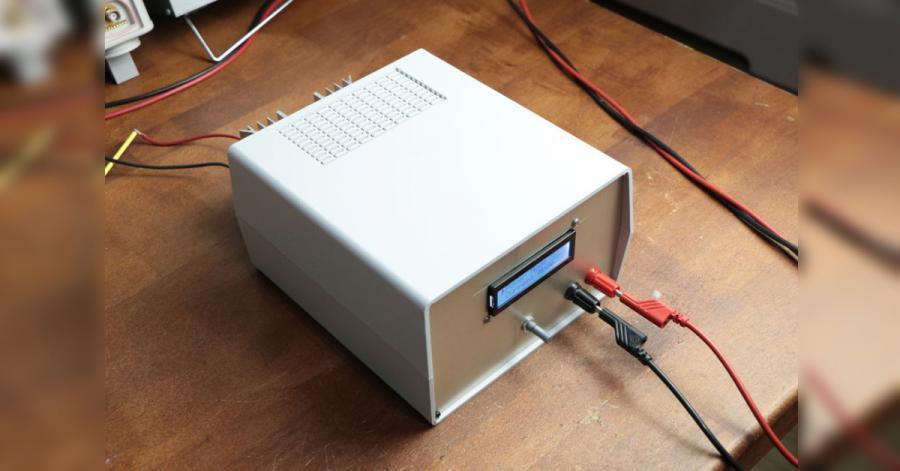 Arduino zdroj proudu a umělá zátěž