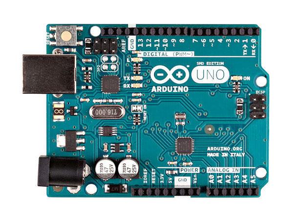 Oficiální Arduino UNO