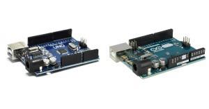 Arduino UNO - originál a klon