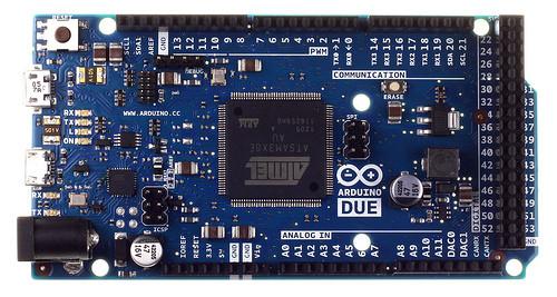 Deska Arduino DUE