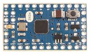 Deska Arduino mini