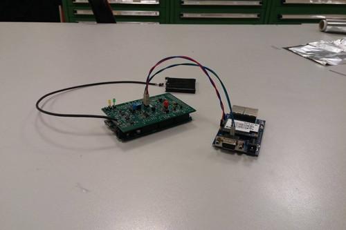 ArduSiPM detektor