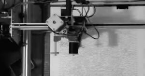 Arduino Autograph: Obrazy z hřebíků a nití