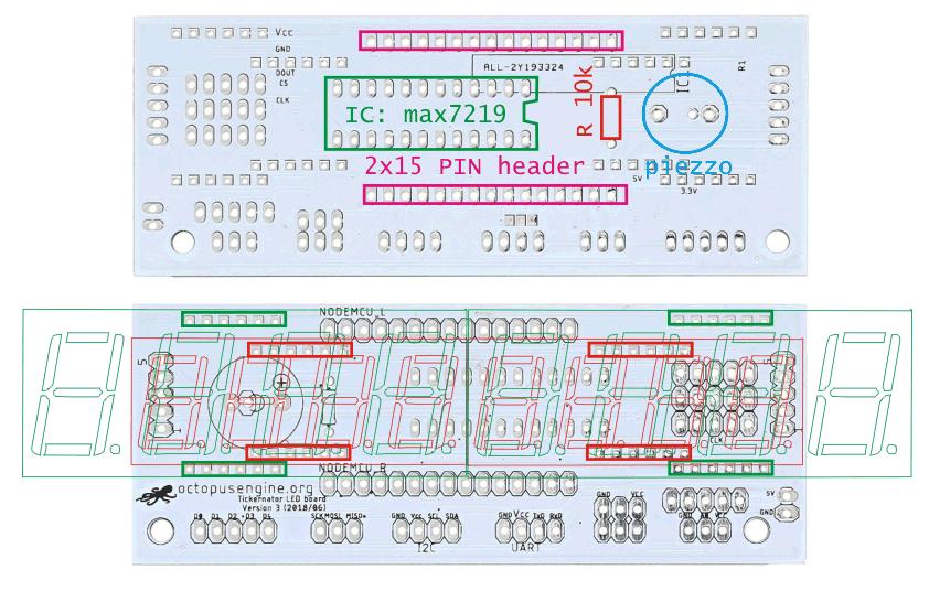 BIG Display - modul displeje (uživatelské rozhraní)