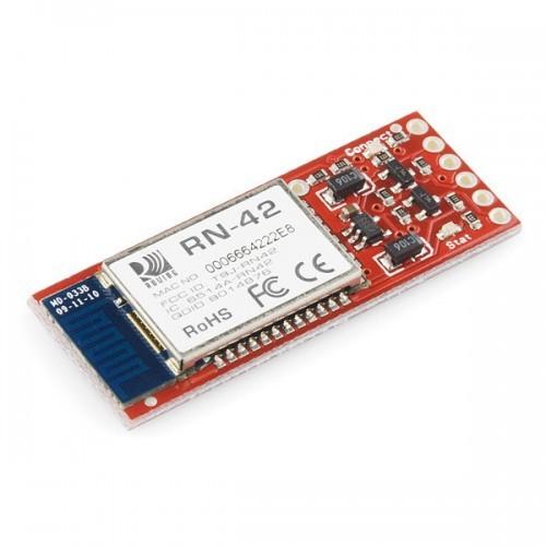 Bluetooth modul BlueSMiRF Silver