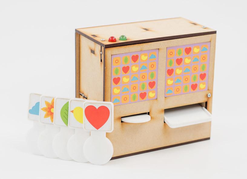 Candy Locker Arduino