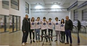 CanSat 2017 - tým Pilsat