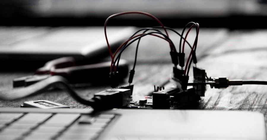Z tvorby Arduino satelitu Cansat