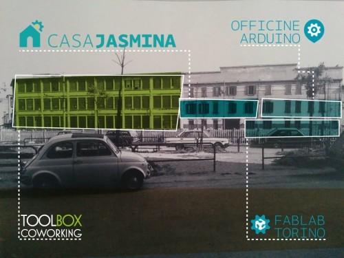 Casa Jasmina Turín
