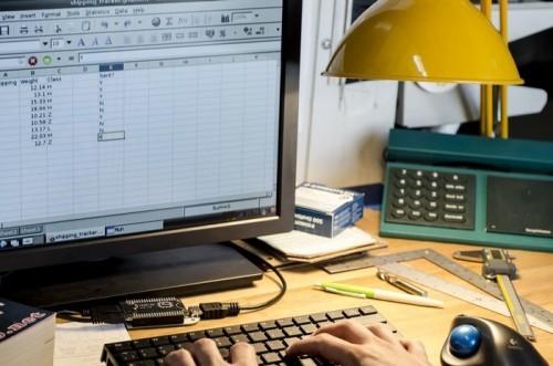 Chip počítač LibreOffice
