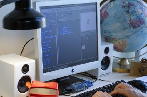 Chip počítač Scratch