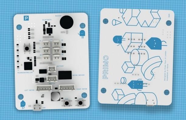 Arduino deska Cubetto's Brain