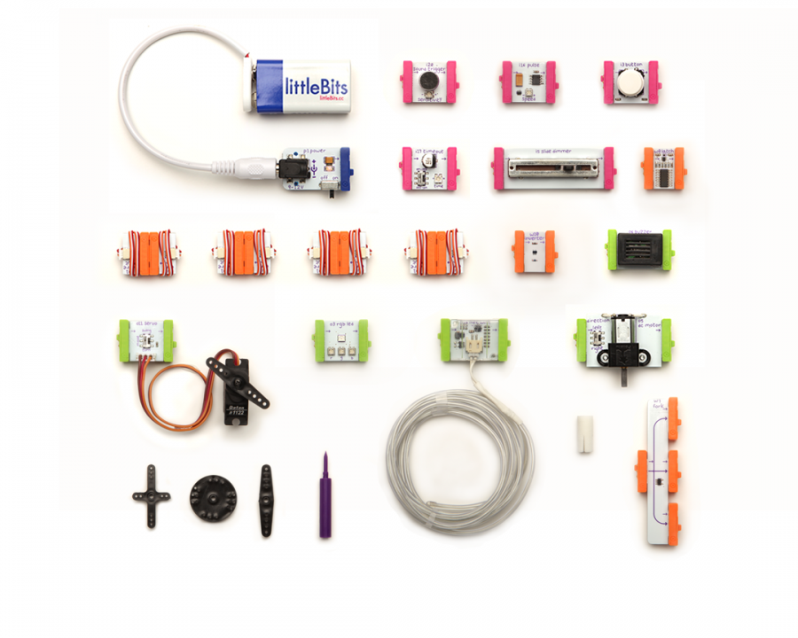 Deluxe kit littleBits