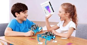 Deset nejlepších STEAM robotických stavebnic pro děti v roce 2019