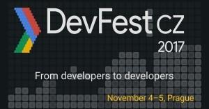 DevFest 2017 banner