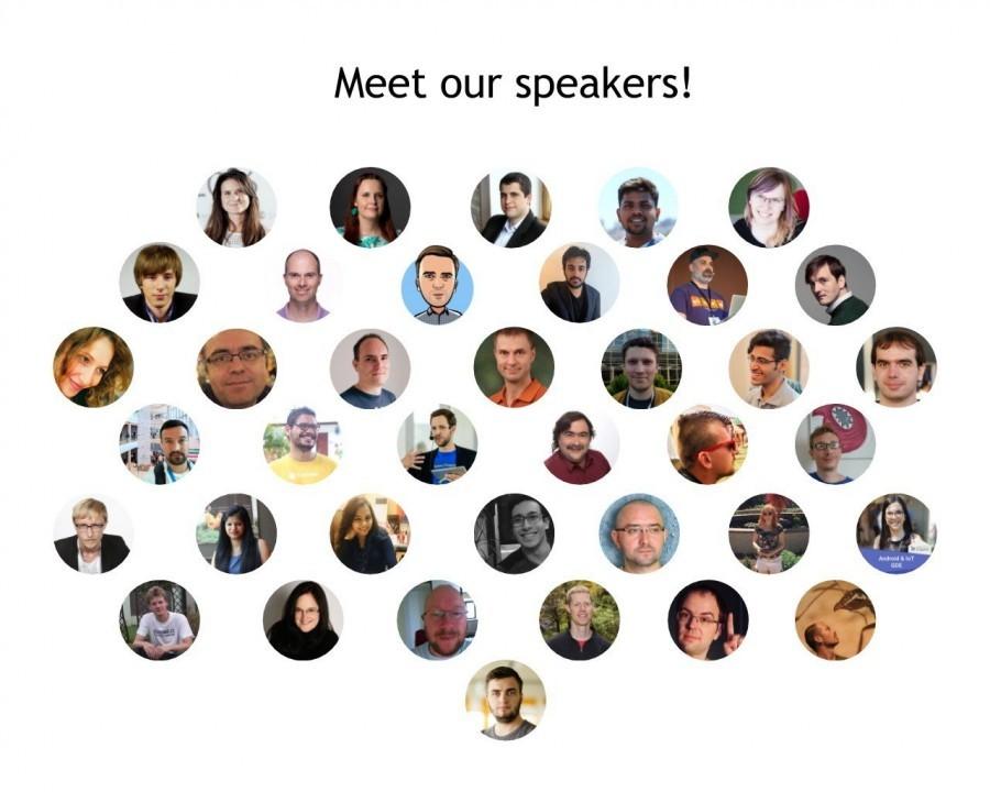 DevFest 2017 speakers