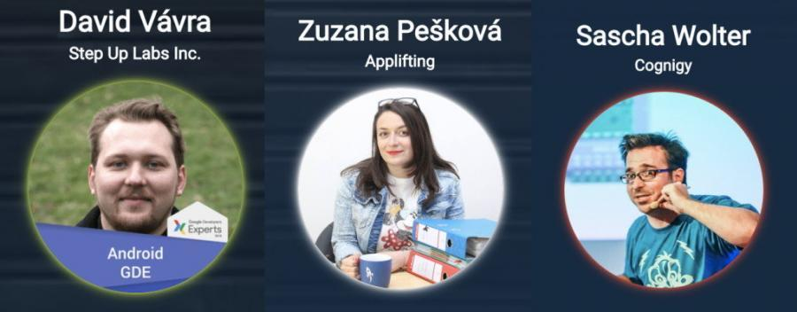 DevFest.cz 2019 Speakers 2