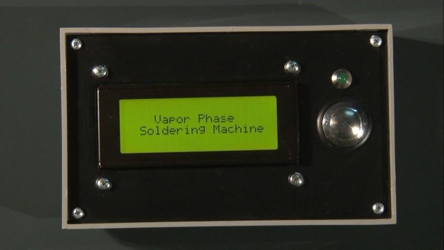 Ovládání pájecí stanice s Arduino Mega 2560