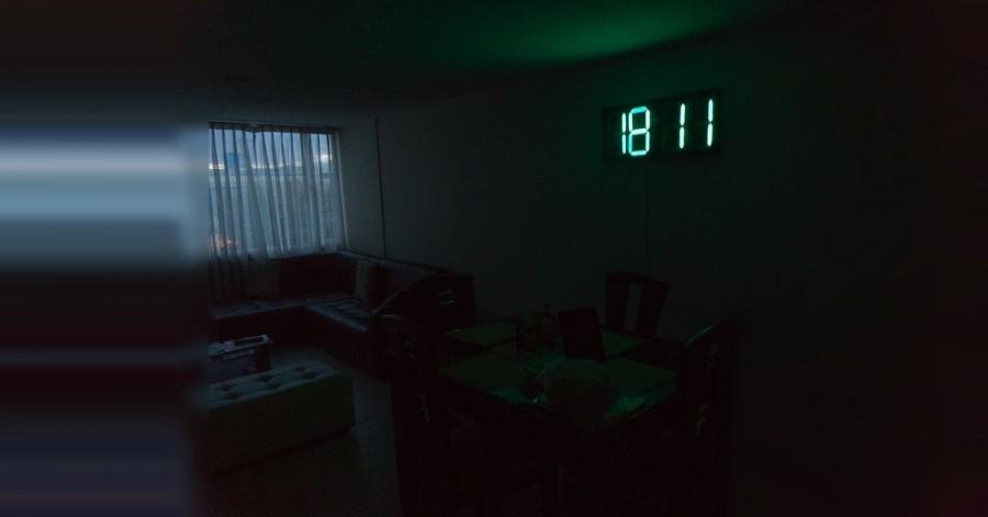 Arduino DIY hodiny