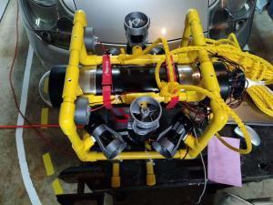 DIY Arduino ponorka