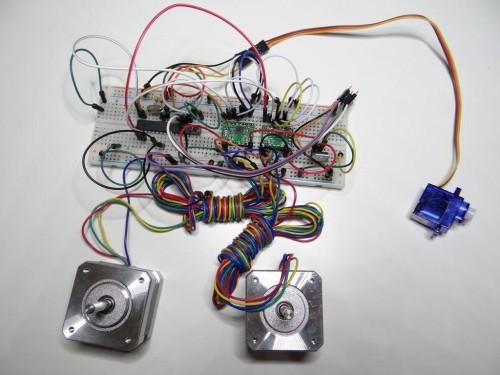 DIY EggBot 2