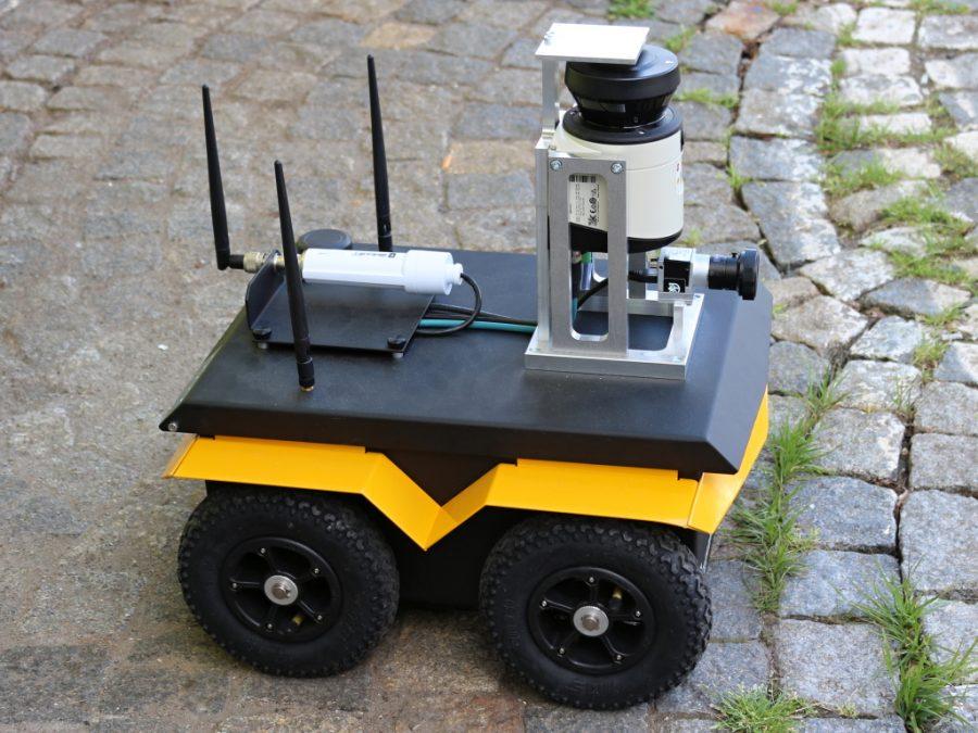 Autonomní vozítko