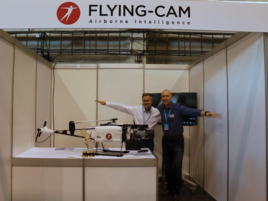 Speciální dron Flying-Cam