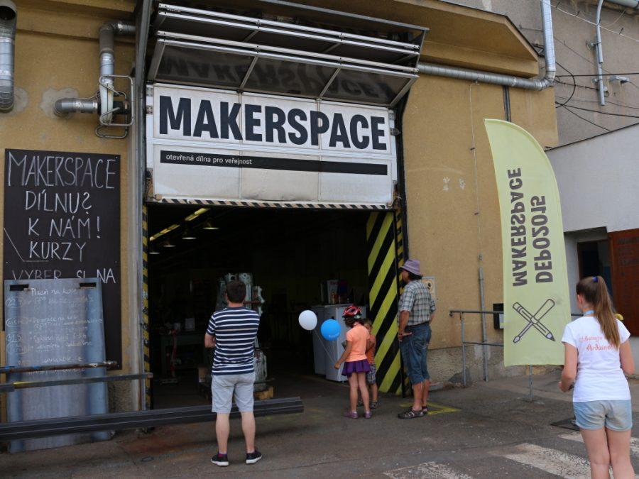 Makerspace v DEPO2015