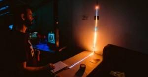 1D pong hra s Arduino UNO