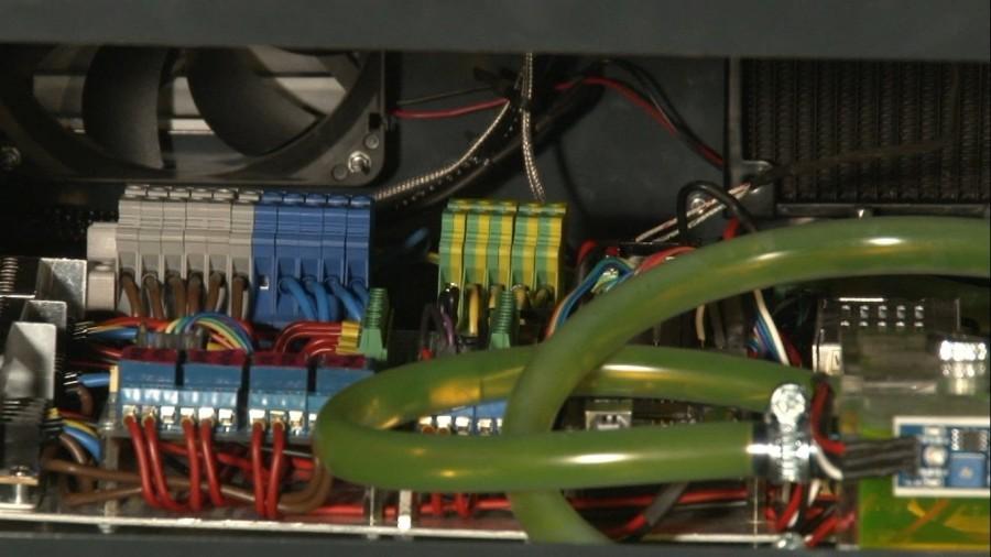 Elektronika pájecího zařízení s Arduino Mega 2560