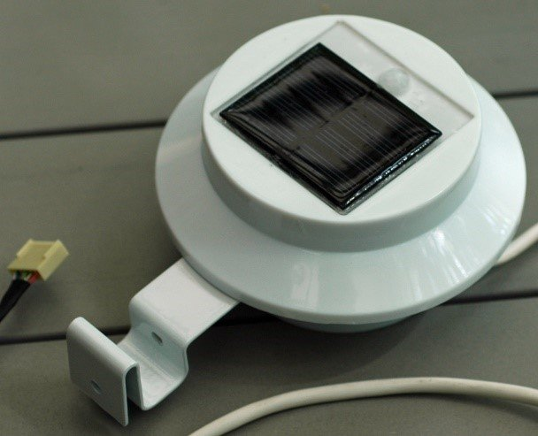 Arduino meteostanice Weatherduino