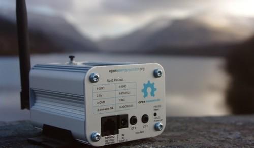 emonPi monitor energie 2