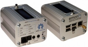 emonPi monitor energie